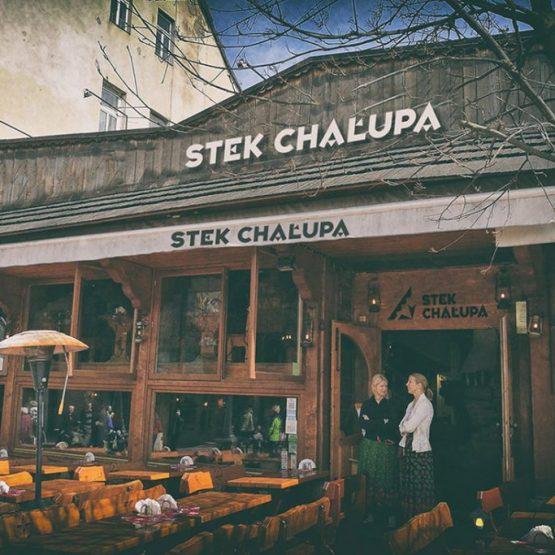 Stek Chałupa - grill w Zakopanem
